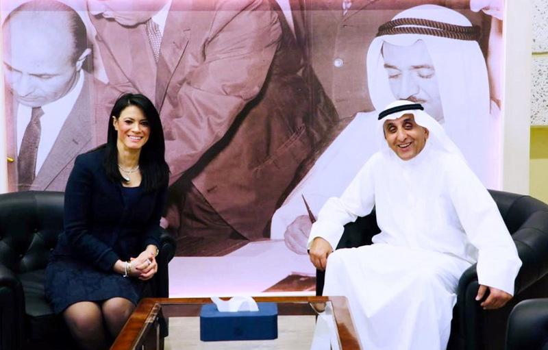 التعاون الدولي: تعميق التعاون مع الصندوق العربي للإنماء لتنفيذ مشروعات جديدة
