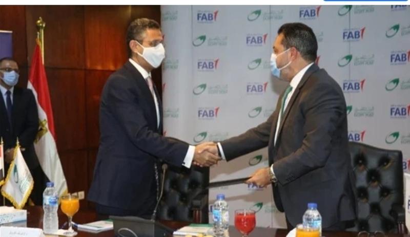 مذكرة تفاهم بين «القومية للبريد» وبنك أبو ظبي لدعم خدمات الشمول المالي