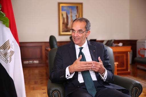 وزير الاتصالات يبحث التعاون مع فرنسا في الذكاء الاصطناعي وريادة الأعمال
