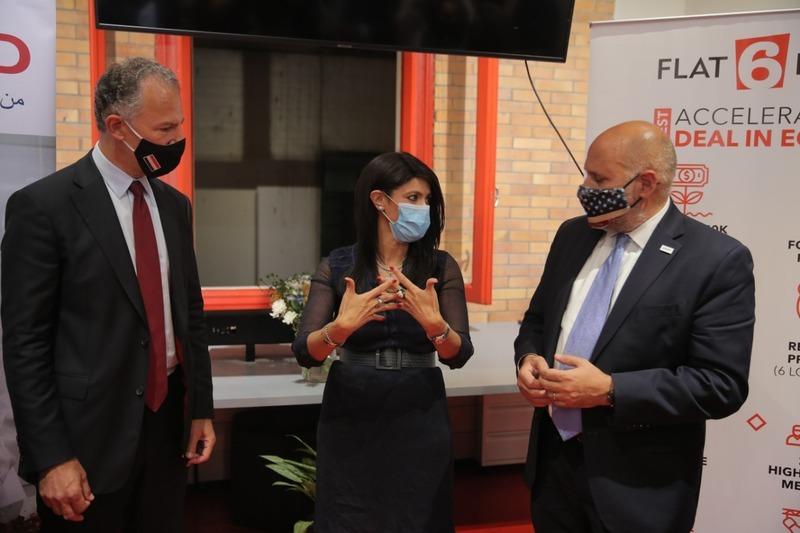 المشاط: الوكالة الأمريكية للتنمية ساهمت في دعم ريادة الأعمال بمصر