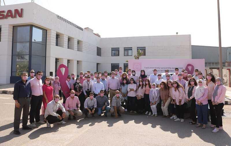 حملة توعوية من «نسيان موتور» بأهمية الاكتشاف المبكر لسرطان الثدي