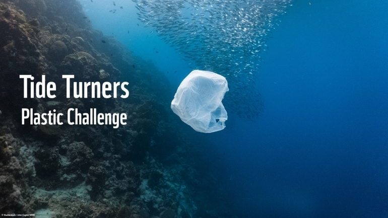 50,000 youths in Africa participate in Tide Turners Plastic Challenge