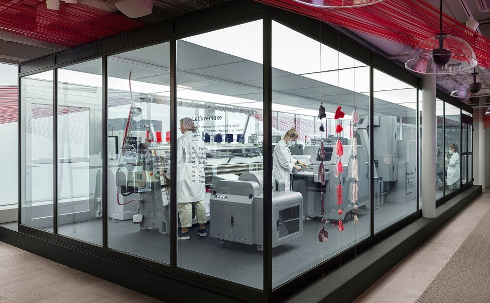 H&M launches garment-to-garment recycling system
