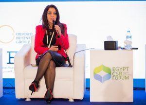 """شيرين شاهين: نجاح برامج إعادة التدوير مرهون بالتعاون بين """"المثلث الذهبي"""""""