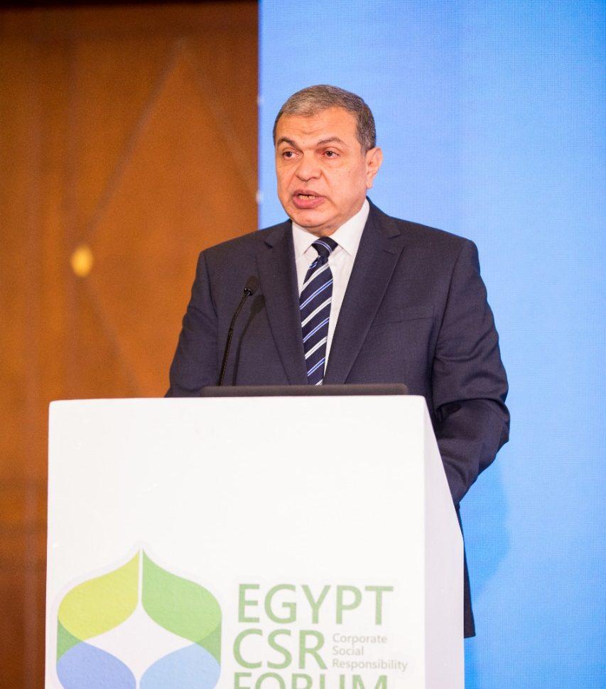 وزير القوي العاملة: الشراكة بين القطاع الخاص والحكومة أصبحت إلزامًا لتحقيق التنمية المستدامة