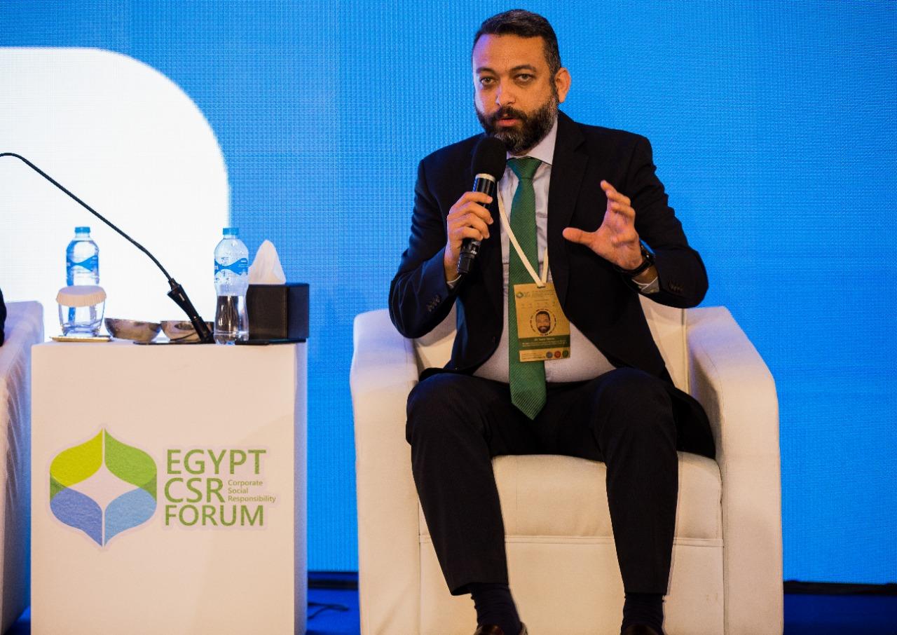 تامر يونس: لابد من تكامل شركات إعادة التدوير لتحقيق التنمية المستدامة