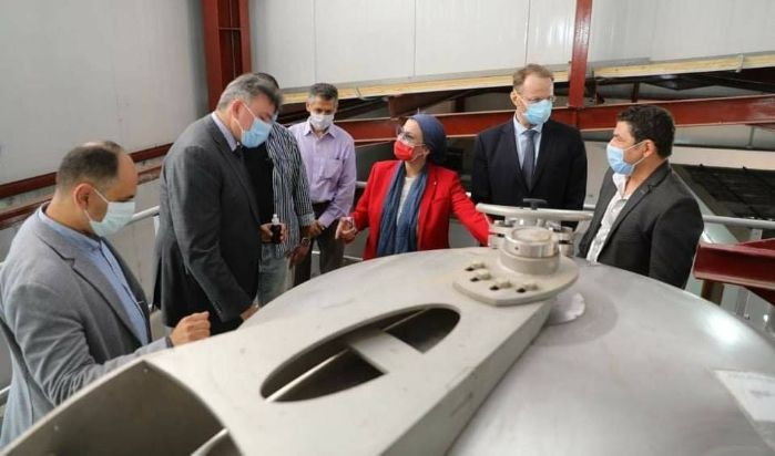 Egypt, UNDP team up to open medical waste recycling plant