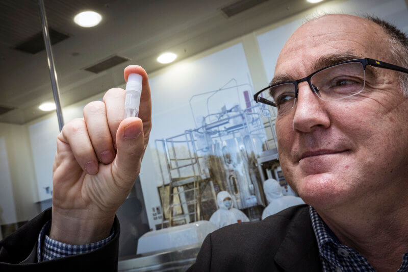 Made in Melbourne: lab to start producing promising coronavirus vaccine