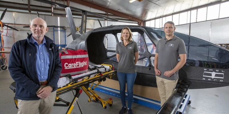 Sydney University's electric aero-ambulance to be available in 2023