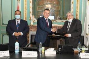 بروتوكول تعاون بين صندوق الاستثمار الخيري لدعم ذوي الإعاقة وجامعة عين شمس