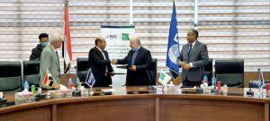 برتوكول تعاون بين مصر الخير وجامعة بدر في المجالات التعليمية والاجتماعية