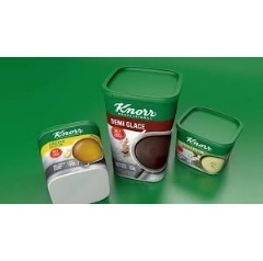 Knorr in new recyclable packs to cut plastic waste