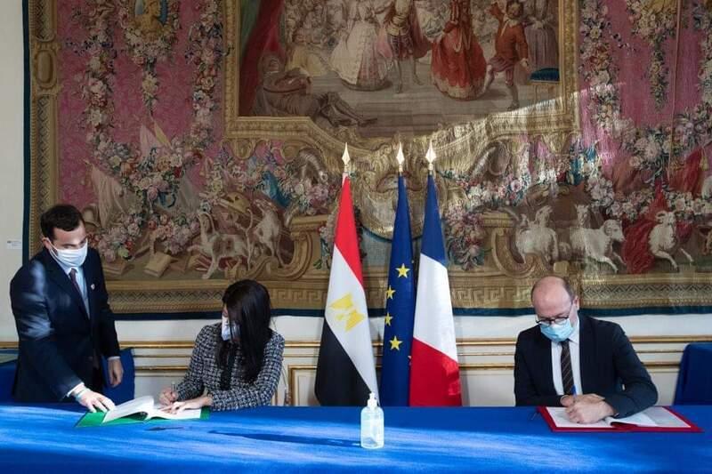 مصر وفرنسا توقعان اتفاقيات تنموية بقيمة 715.6 مليون يورو