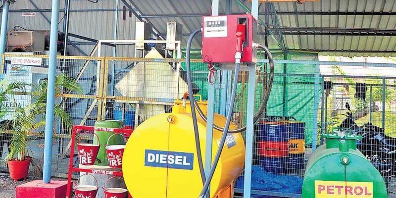 Guntur Municipal Corporation vehicles now run on fuel generated from plastic waste