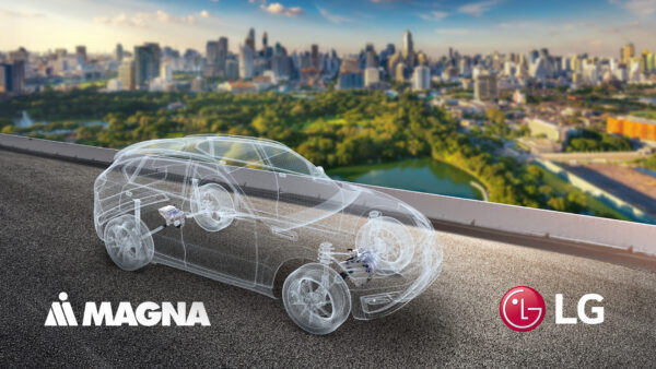 LG, Magna team up to promote shift to e-vehicles