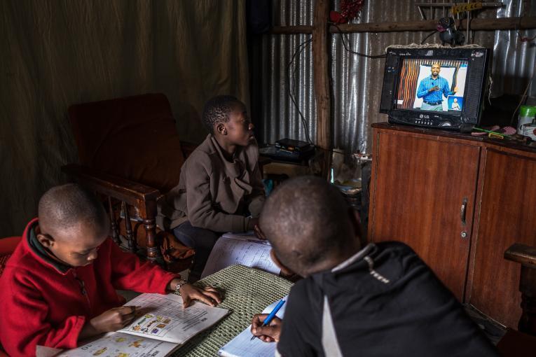 1.3 billion school-age children have no internet access – UNICEF