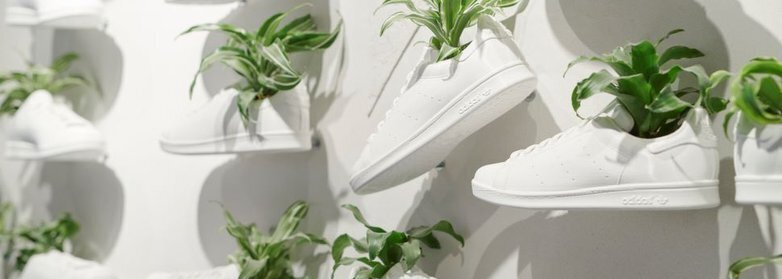60% of all adidas products to be made of sustainable materials in 2021