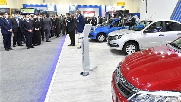 Egypt launches its first exhibition for clean energy vehicles