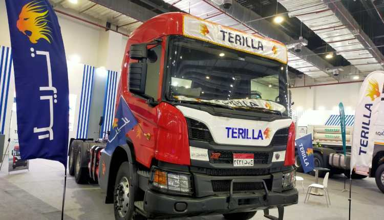 Terilla launches 1st heavy-duty vehicle powered by natural gas in Egypt, ME