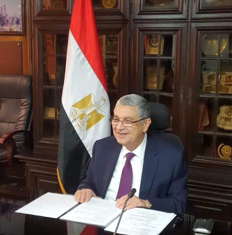 وزير الكهرباء يشارك في أول حوار لمجلس انتقال الطاقة على مستوي العمل في مصر