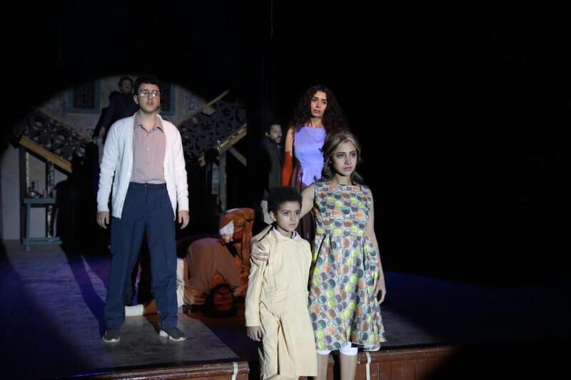 ( أفراح القبة ) حينما تتجسد المسئولية المجتمعية للفن في عرض مسرحى