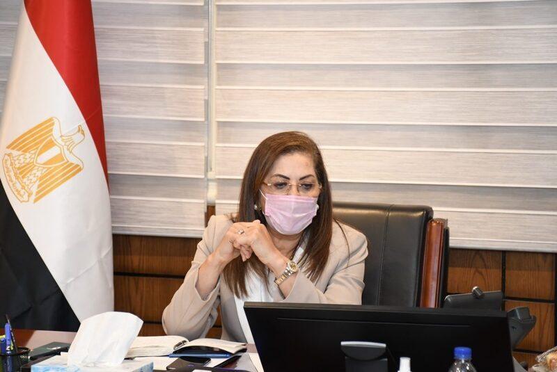 هالة السعيد: مشروع تنمية الأسرة المصرية يستهدف تحسين الخصائص السكانية