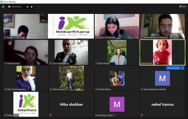 تعاون بين «ابتكار خانة» و«أشوكا» لدعم رواد الأعمال في 6 دول عربية