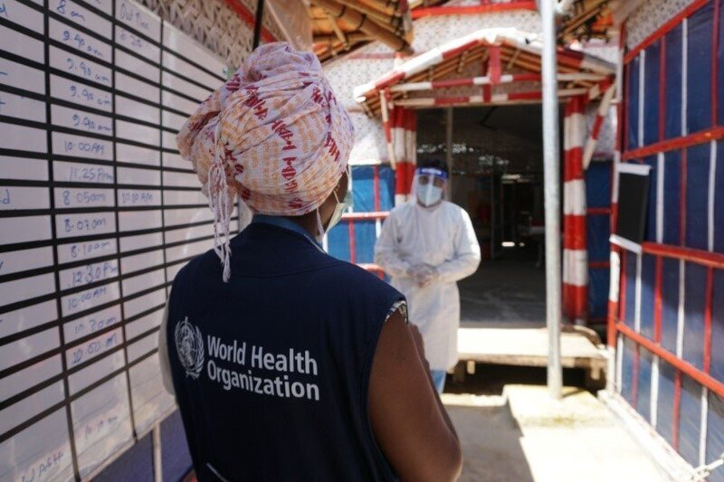 WFP, WHO launch INITIATE2 to improve emergency response to health crises