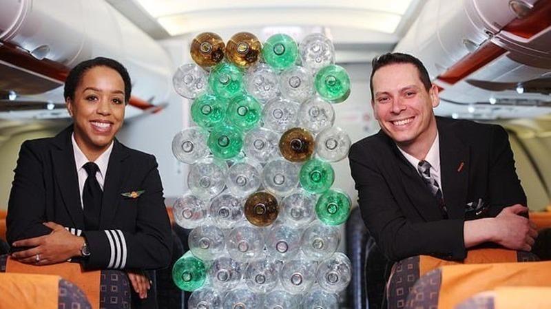 إيزي جيت : البلاستيك بديلا عن الأقمشة زي رسمي لطواقم الطائرات