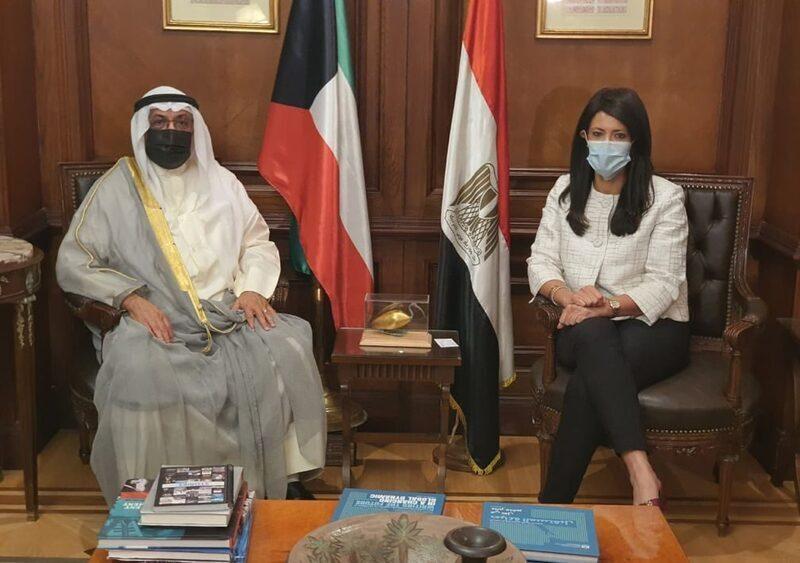 «المشاط» تناقش فرص التعاون مع الصندوق الكويتي في تنفيذ مبادرة «حياة كريمة»