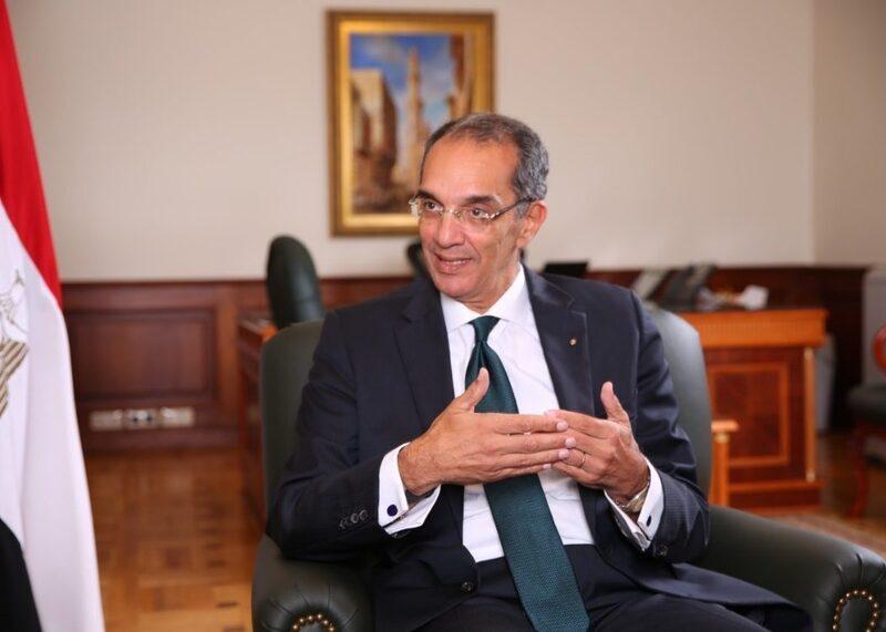 وزير الاتصالات يشهد تخريج الدورة الثانية من مبادرة «منصة إطلاق الشركات الناشئة»