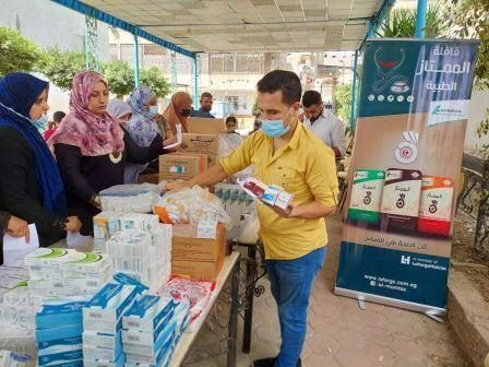 Lafarge Egypt launches valuable initiatives for health, environment, sustainability